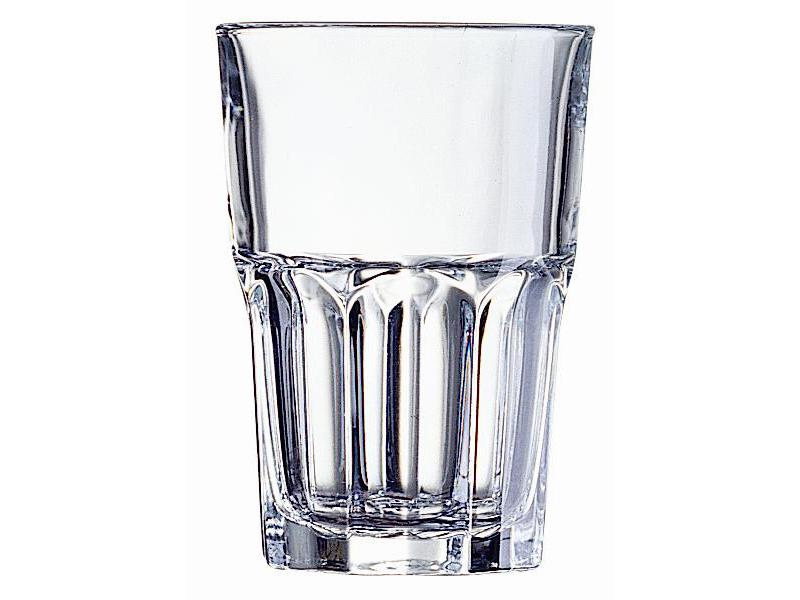 Kaffeglas Arcoroc Granity 2 st – utan gravyr
