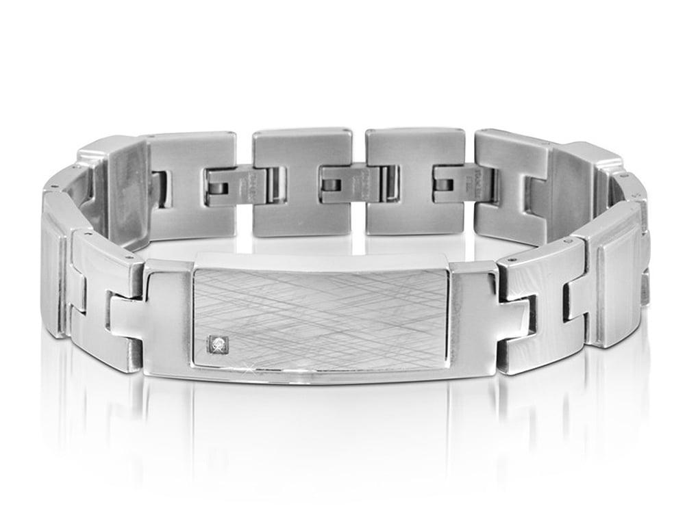 Armband Inori Identity Steel ? utan gravyr