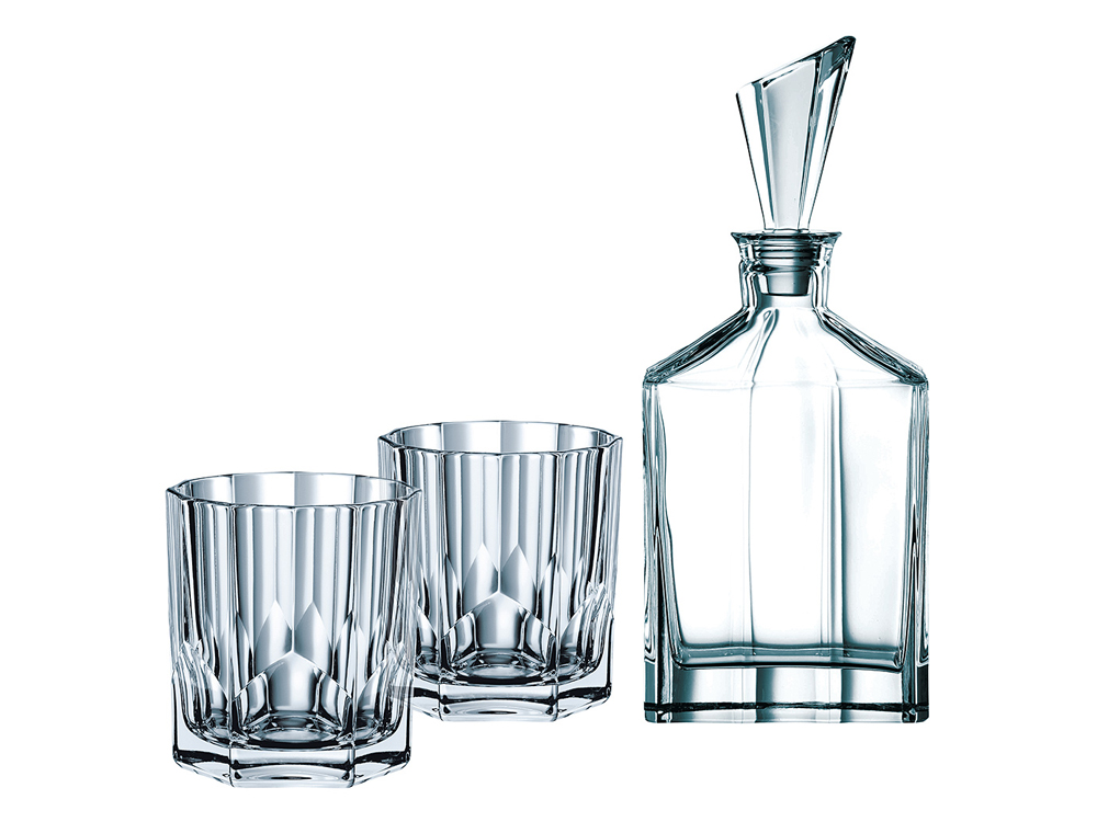 Whiskykaraff & Whiskyglas Nachtmann Aspen