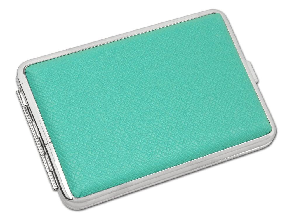 Cigarettetui Champ Small Turquoise – utan gravyr