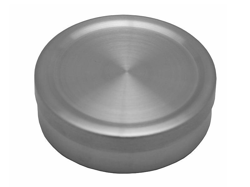 Snusdosa Classic Steel – utan gravyr