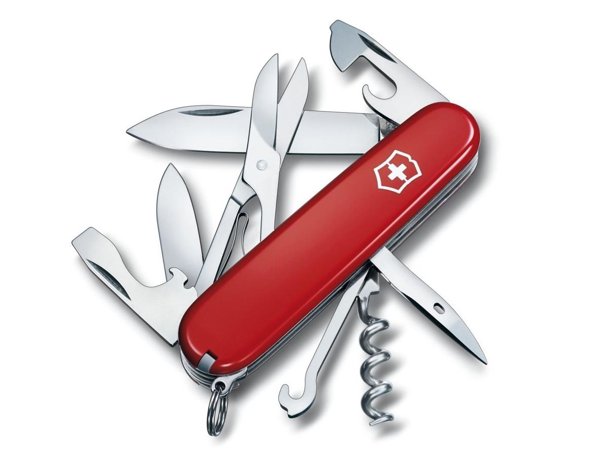 Multiverktyg Victorinox Climber Red – utan gravyr
