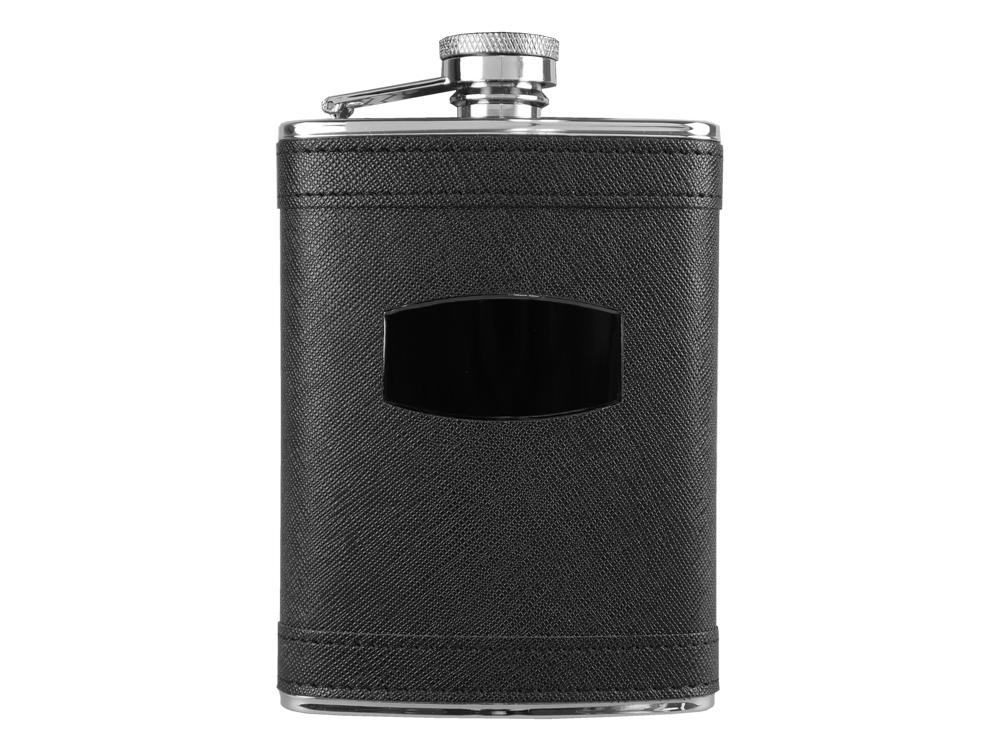 Fickplunta Cubic Black – utan gravyr