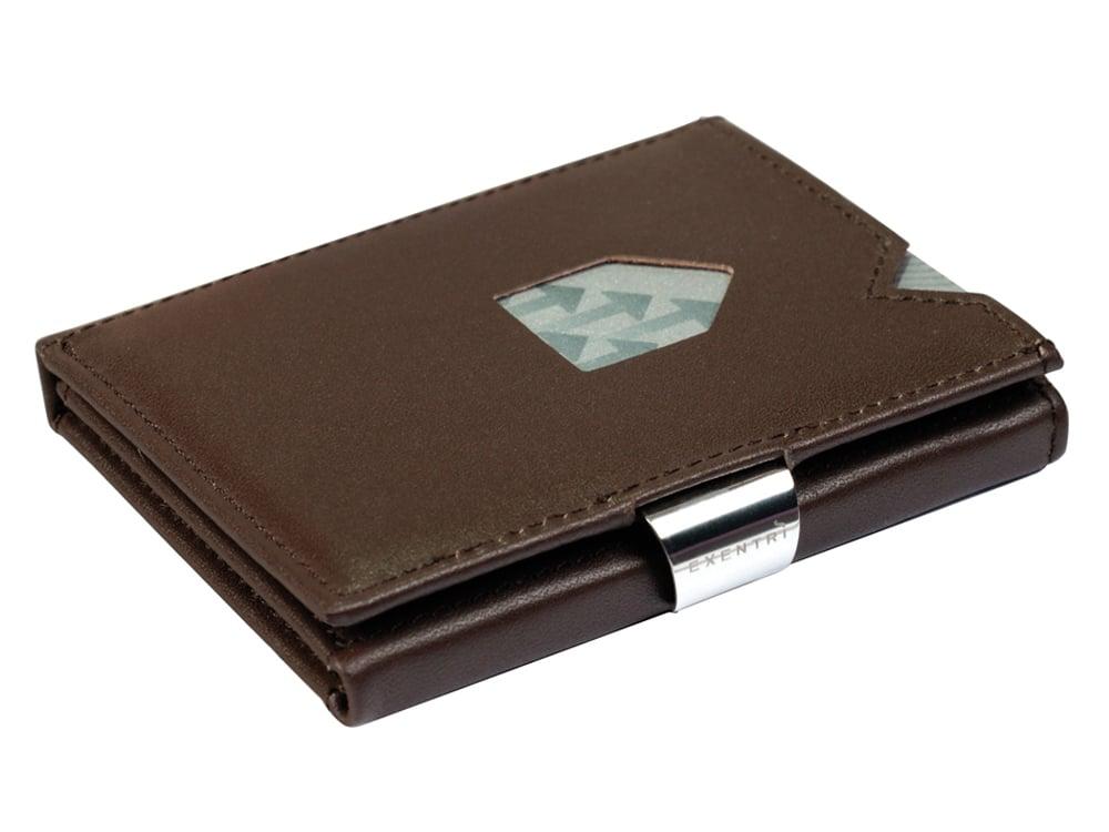 Kortplånbok Exentri Brun – utan gravyr