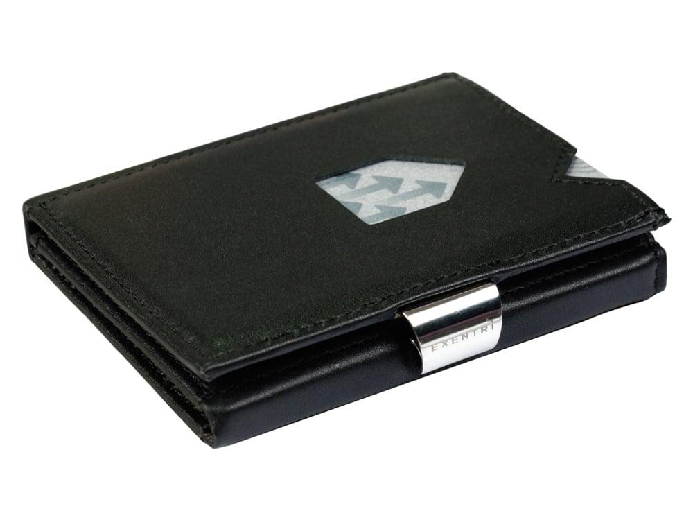 Kortplånbok Exentri Black – utan gravyr