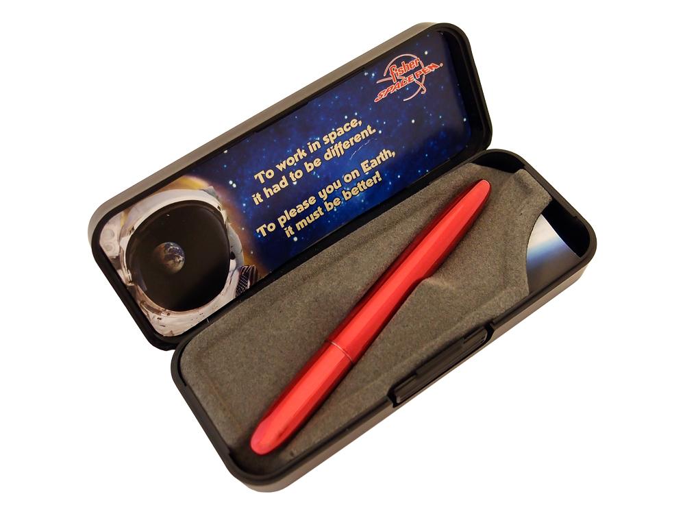 Penna Fisher Space Pen Bullet Red Cherry ? utan gravyr
