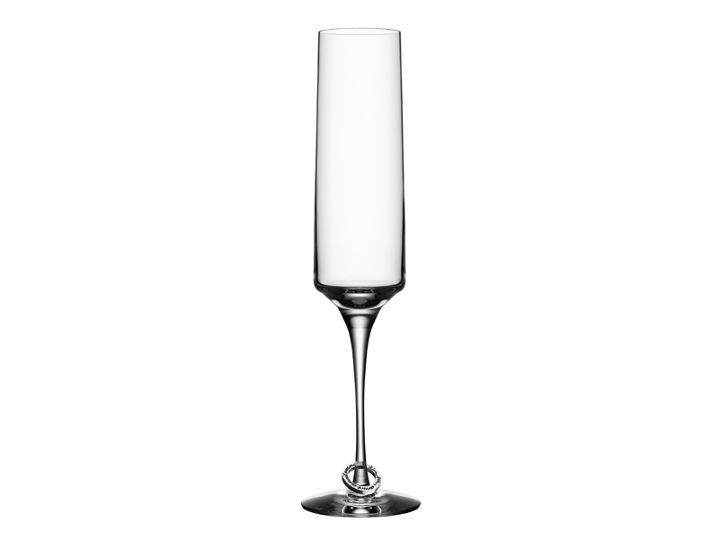 Champagneglas Amor Vincit Omnia Flute 2 st – utan gravyr