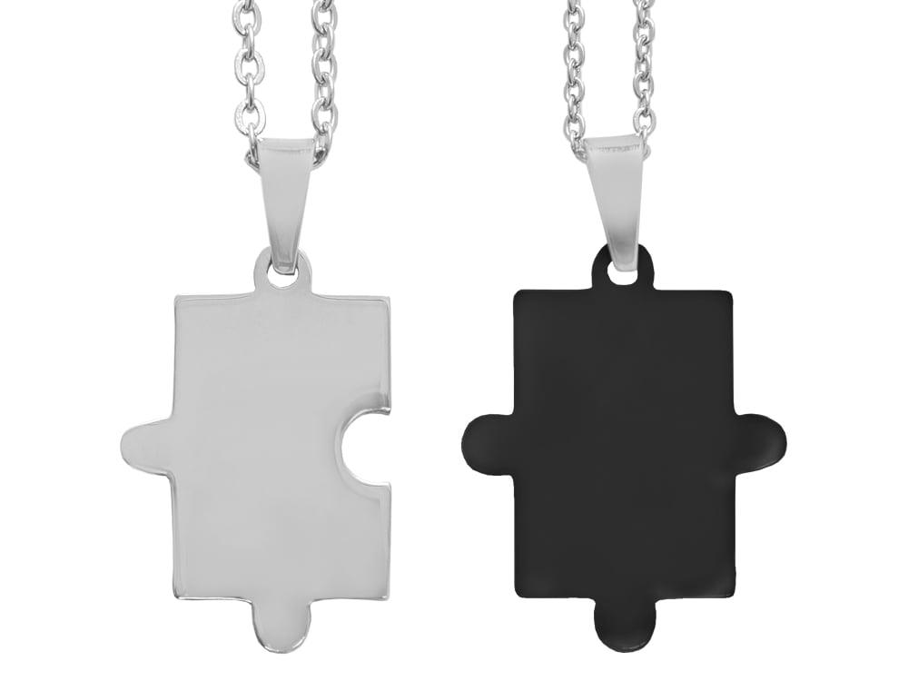 Halsband Inori Puzzle ? utan gravyr