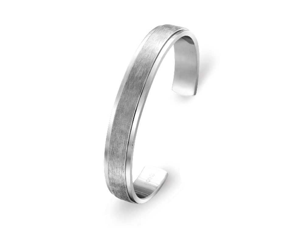 Armband Inori Erosion Steel – utan gravyr