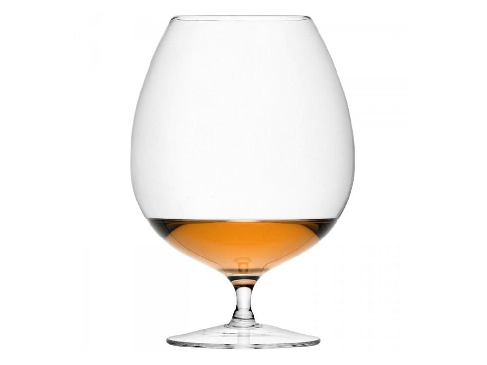Konjaksglas LSA Bar Brandy 2 st - utan gravyr