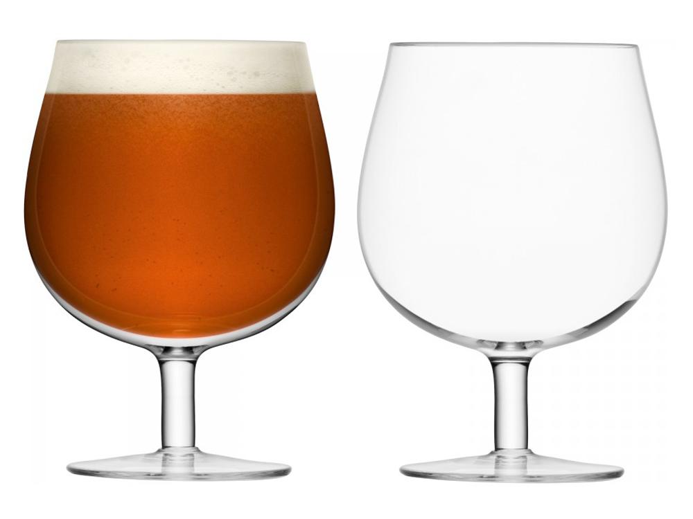 Ölglas LSA Bar Craft Beer 2 st – utan gravyr