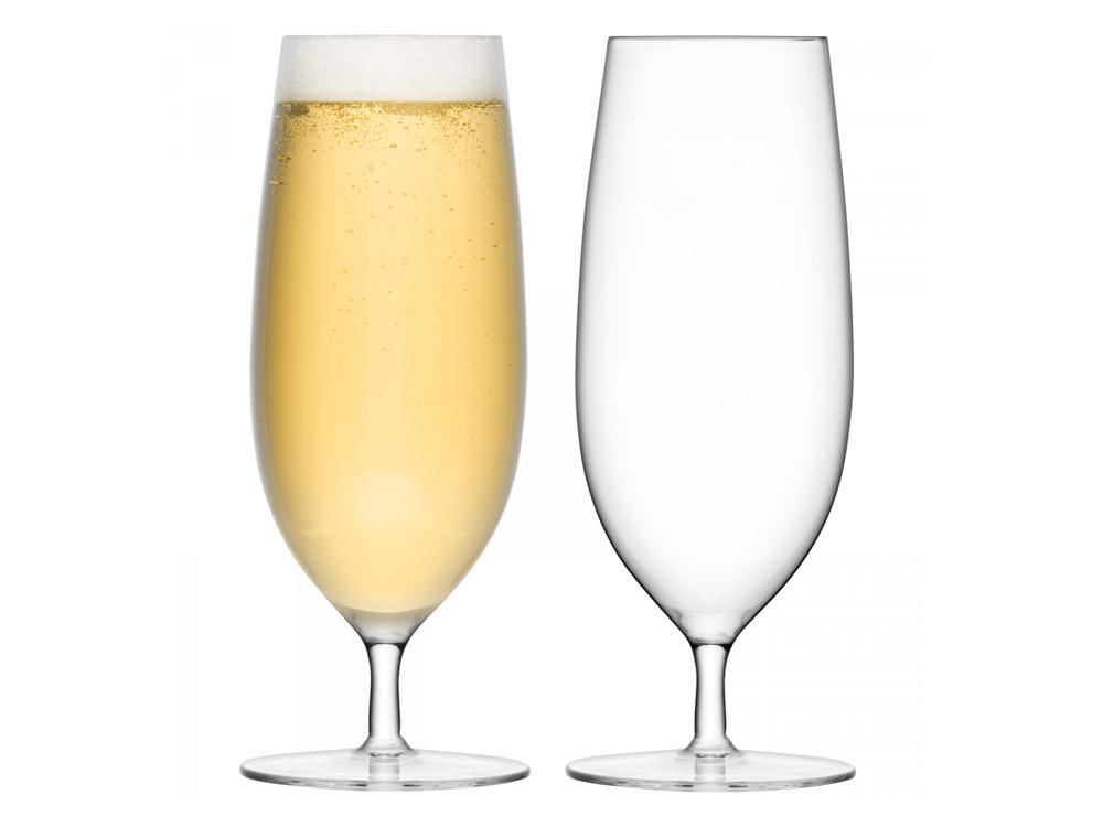 Ölglas LSA Bar Pilsner 2 st – utan gravyr