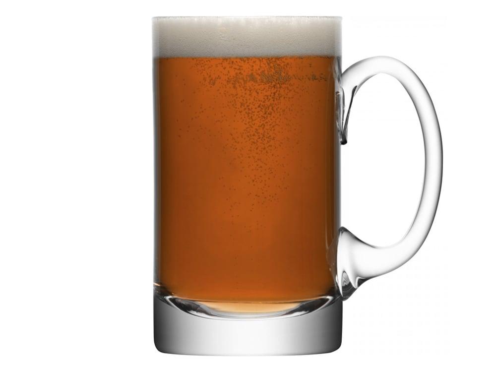 Ölsejdel LSA Bar Beer Tankard – utan gravyr