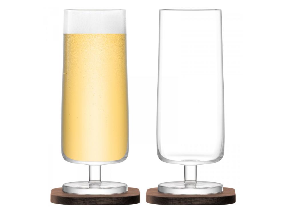 Ölglas LSA City Bar Lager 2 st – utan gravyr