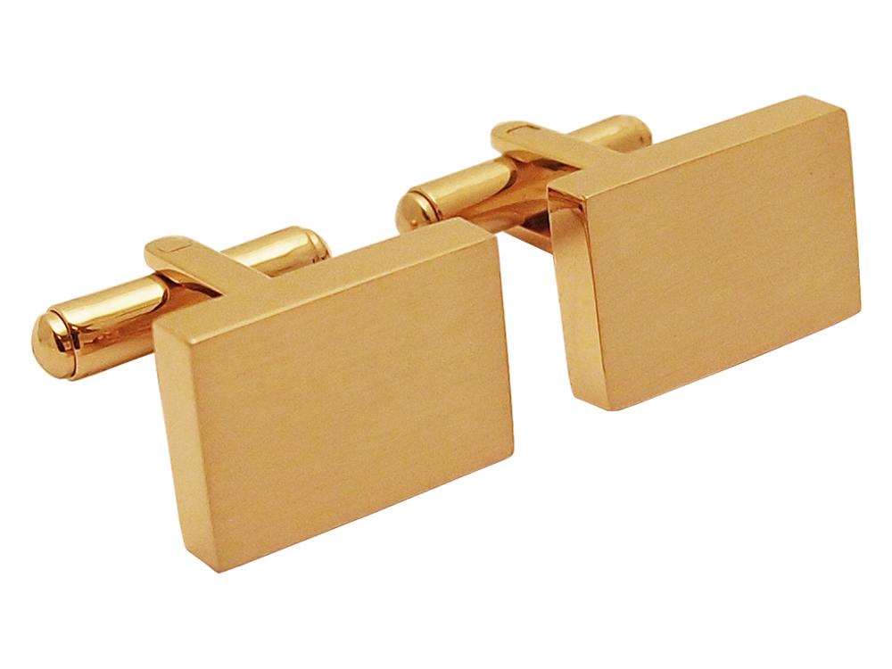 Manschettknappar Manchester Golden