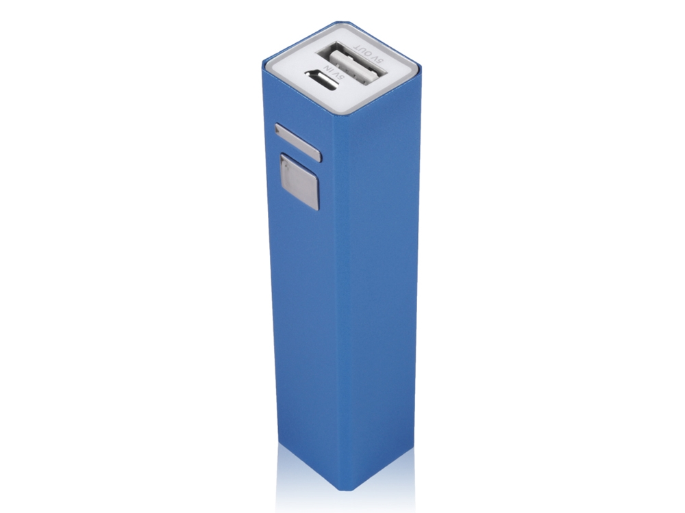 Powerbank Mini Smart Charger Blue – utan gravyr
