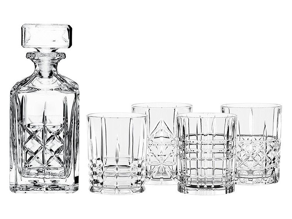 Whiskykaraff & Whiskyglas Nachtmann Highland ? utan gravyr
