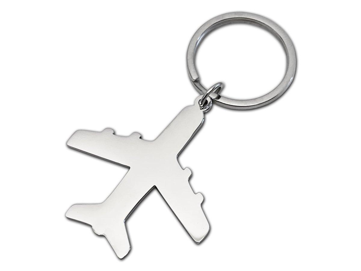 Nyckelring Flygplan – utan gravyr
