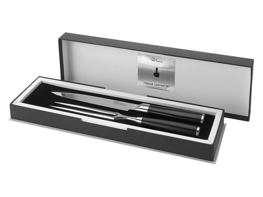 Grillset Paul Bocuse Grillgaffel & Köttkniv – utan gravyr