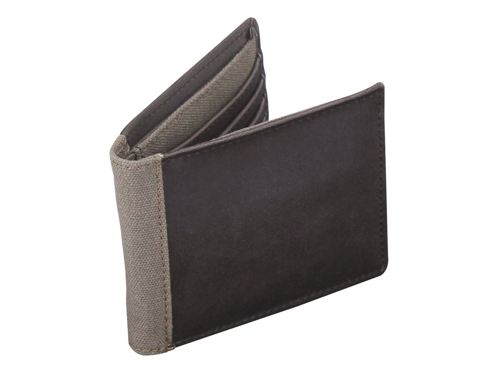 Plånbok Jacob Jones Brown & Khaki – utan gravyr