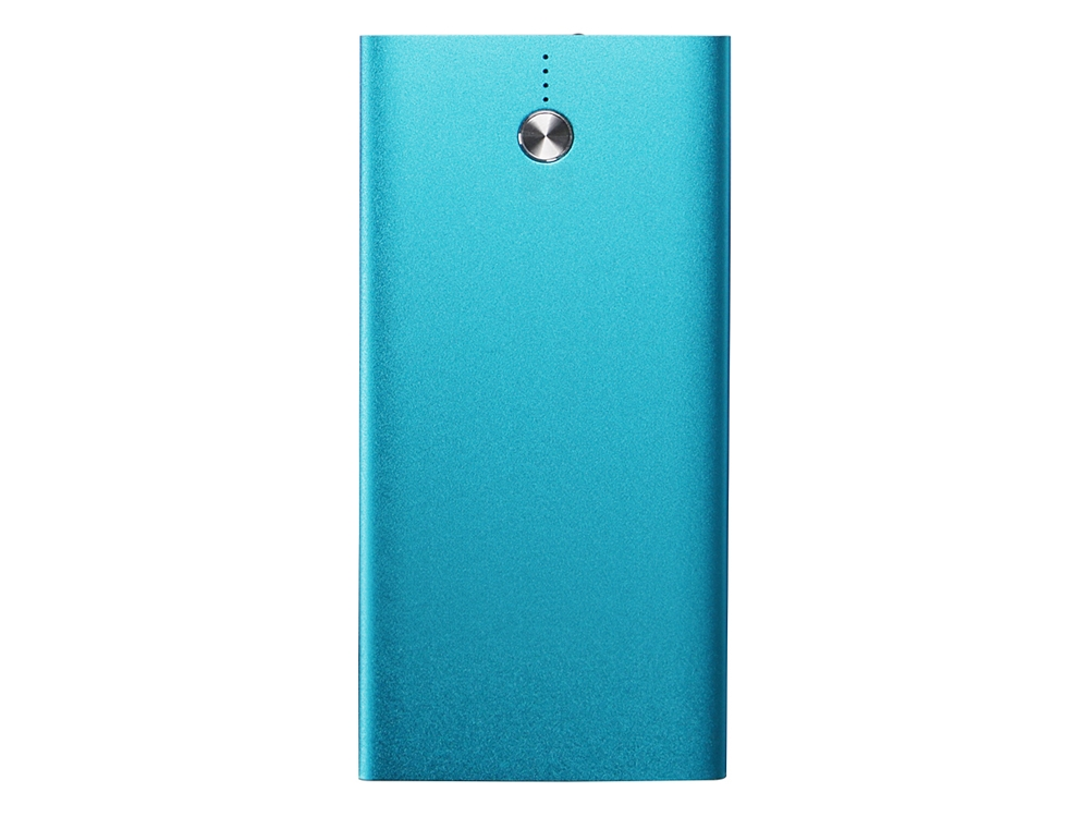 Powerbank Slim Charger 8000 Blue – utan gravyr