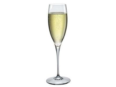 Champagneglas Bormioli Rocco Premium N3 6 st – utan gravyr