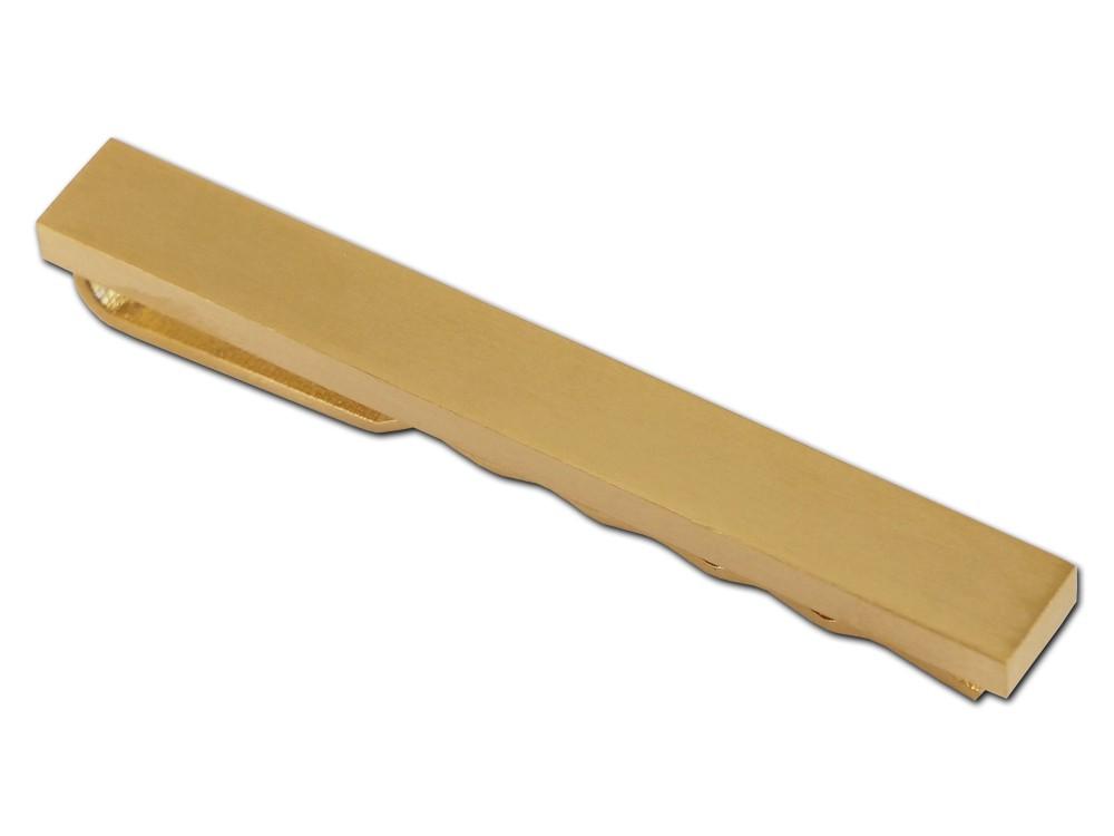 Slipsnål Golden – utan gravyr