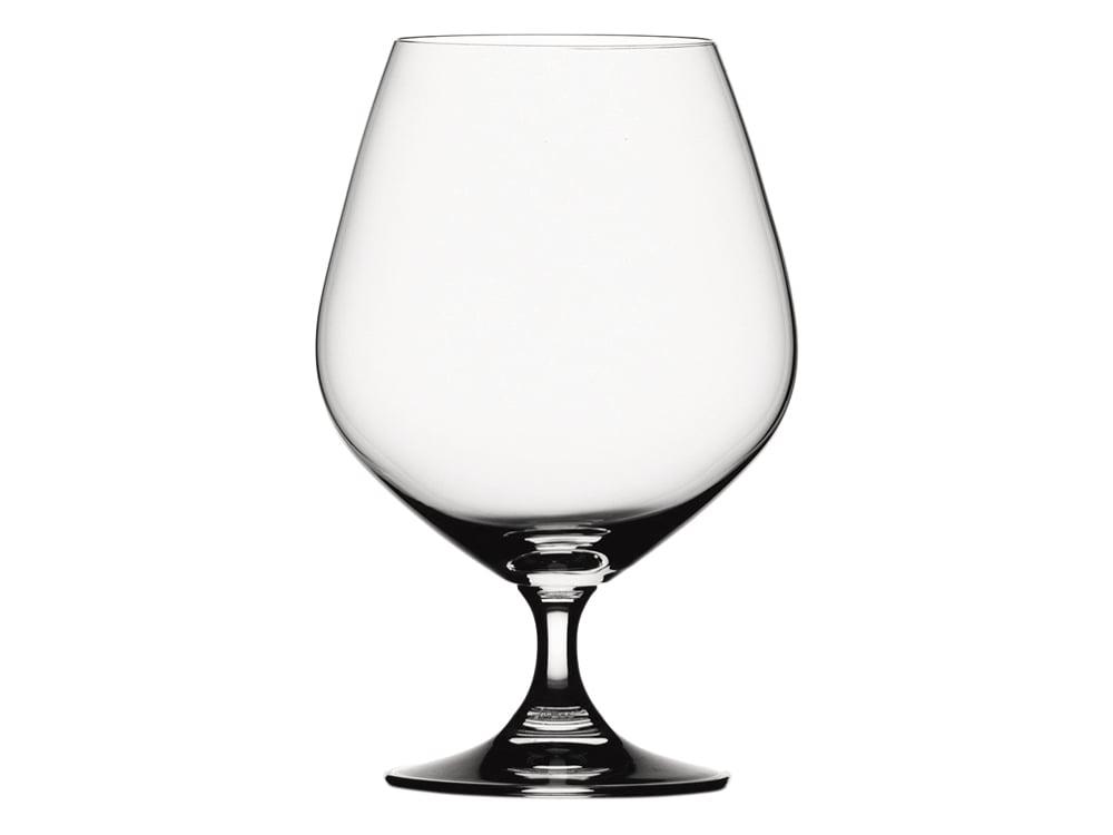 Konjaksglas Spiegelau Brandy Cognac 4-pack – utan gravyr