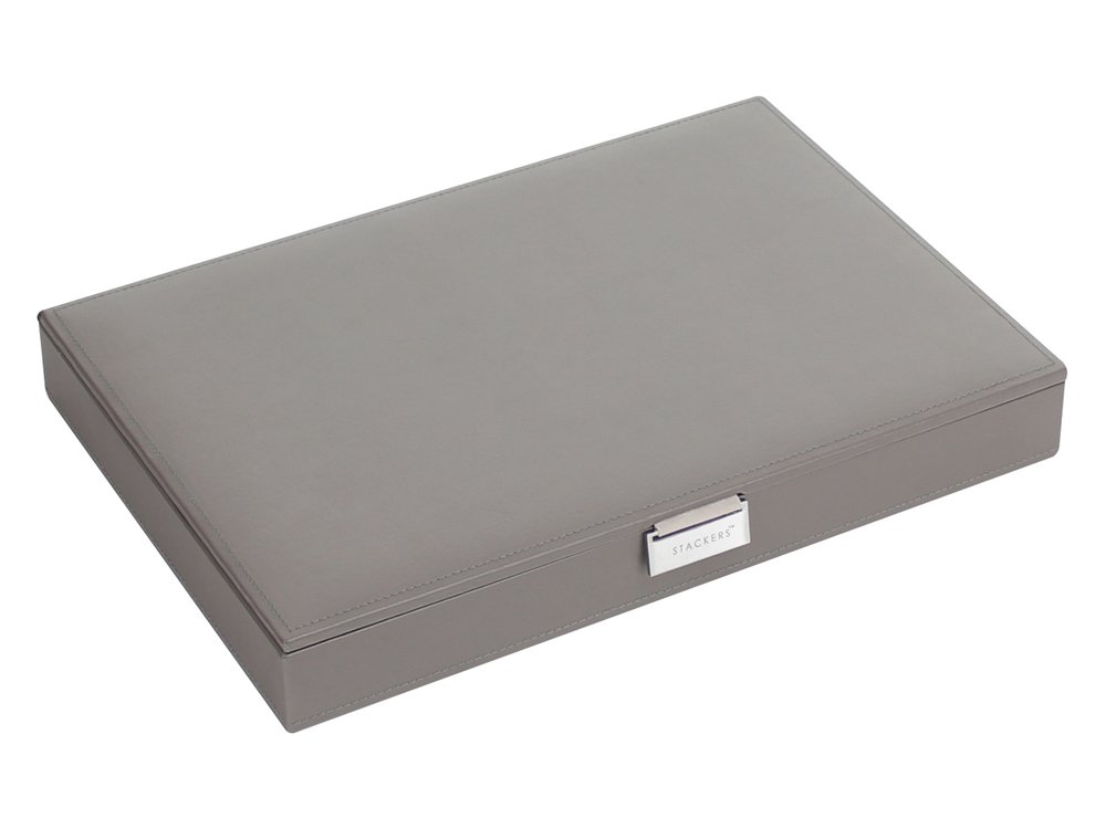 Smyckeskrin Stackers Supersize Mink & Grey ? utan gravyr