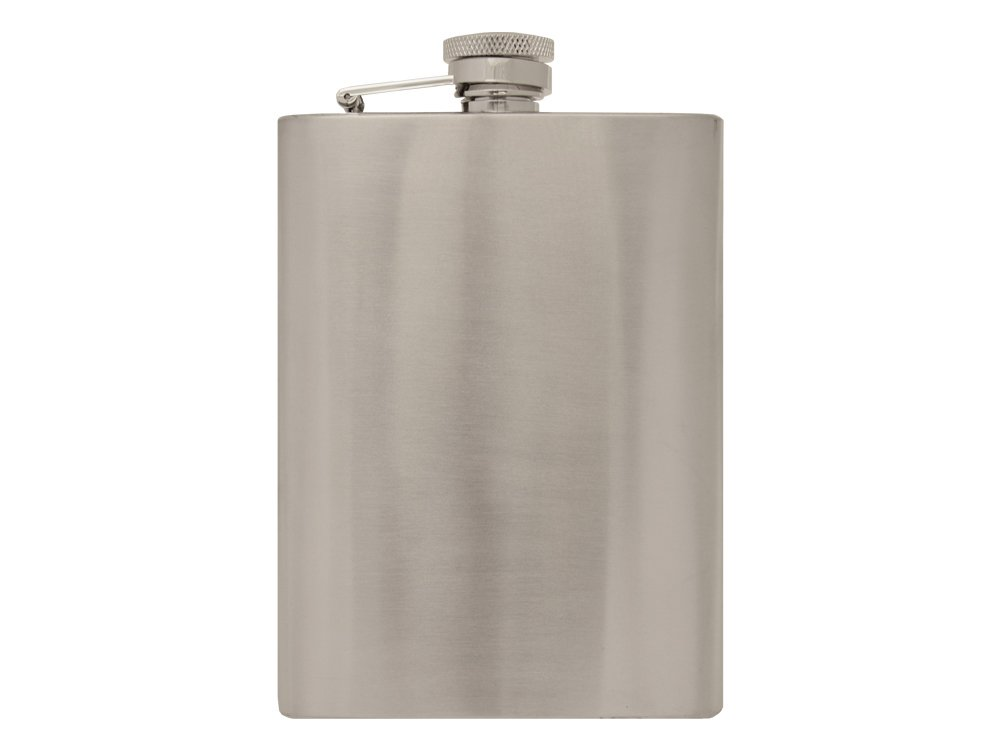 Fickplunta Steel Flask Large