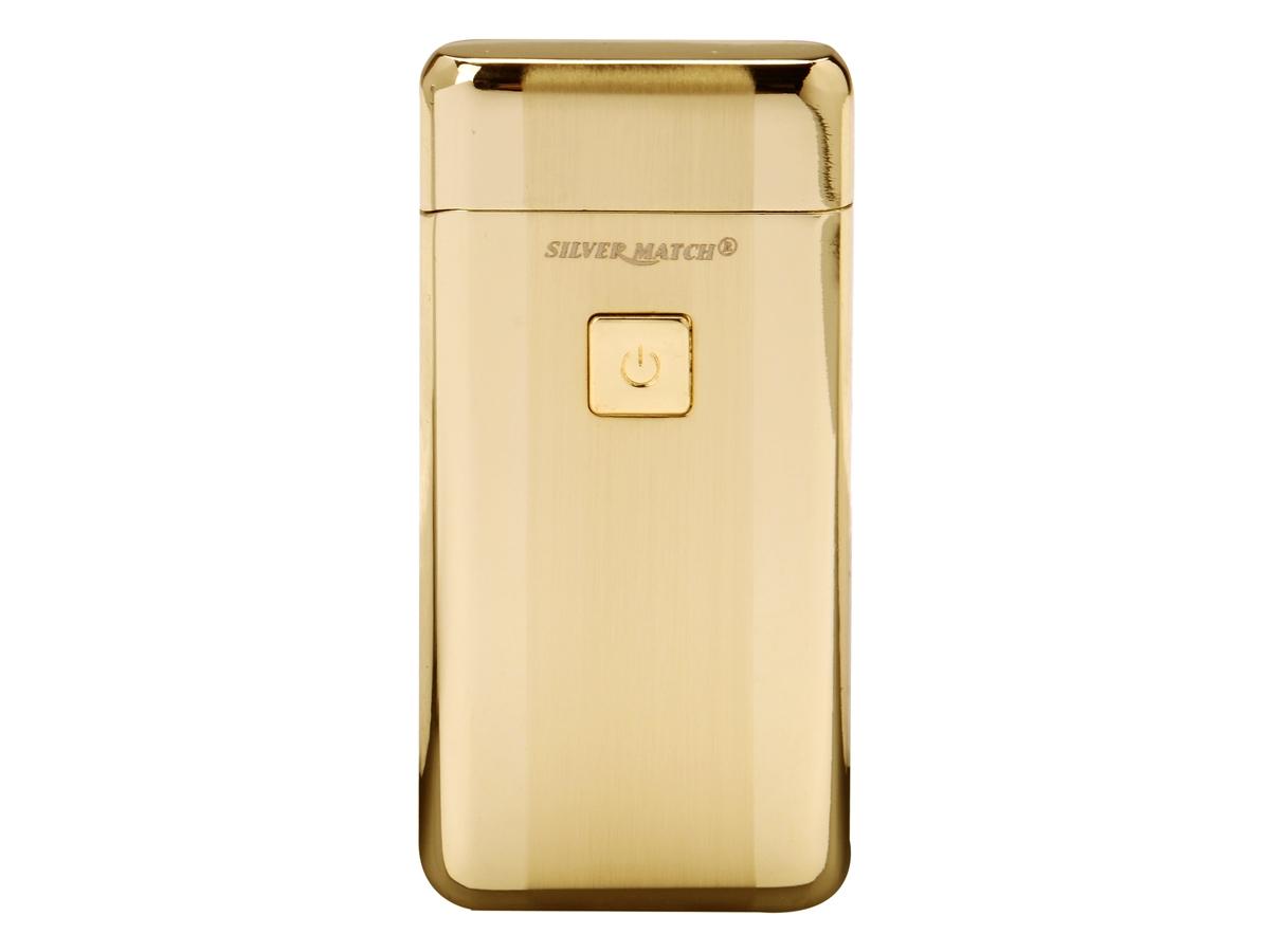 USB-tändare Silver Match Gold – utan gravyr