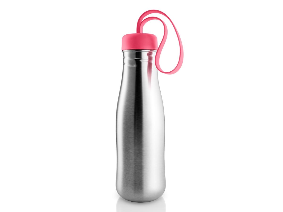 Vattenflaska Rostfritt Stål Eva Solo Active Berry Red 0.7 L – utan gravyr