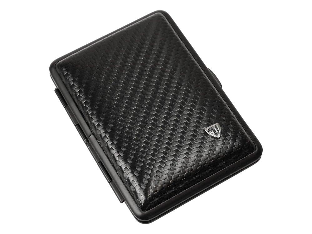 Cigarettetui VH Carbon Leather Small – utan gravyr