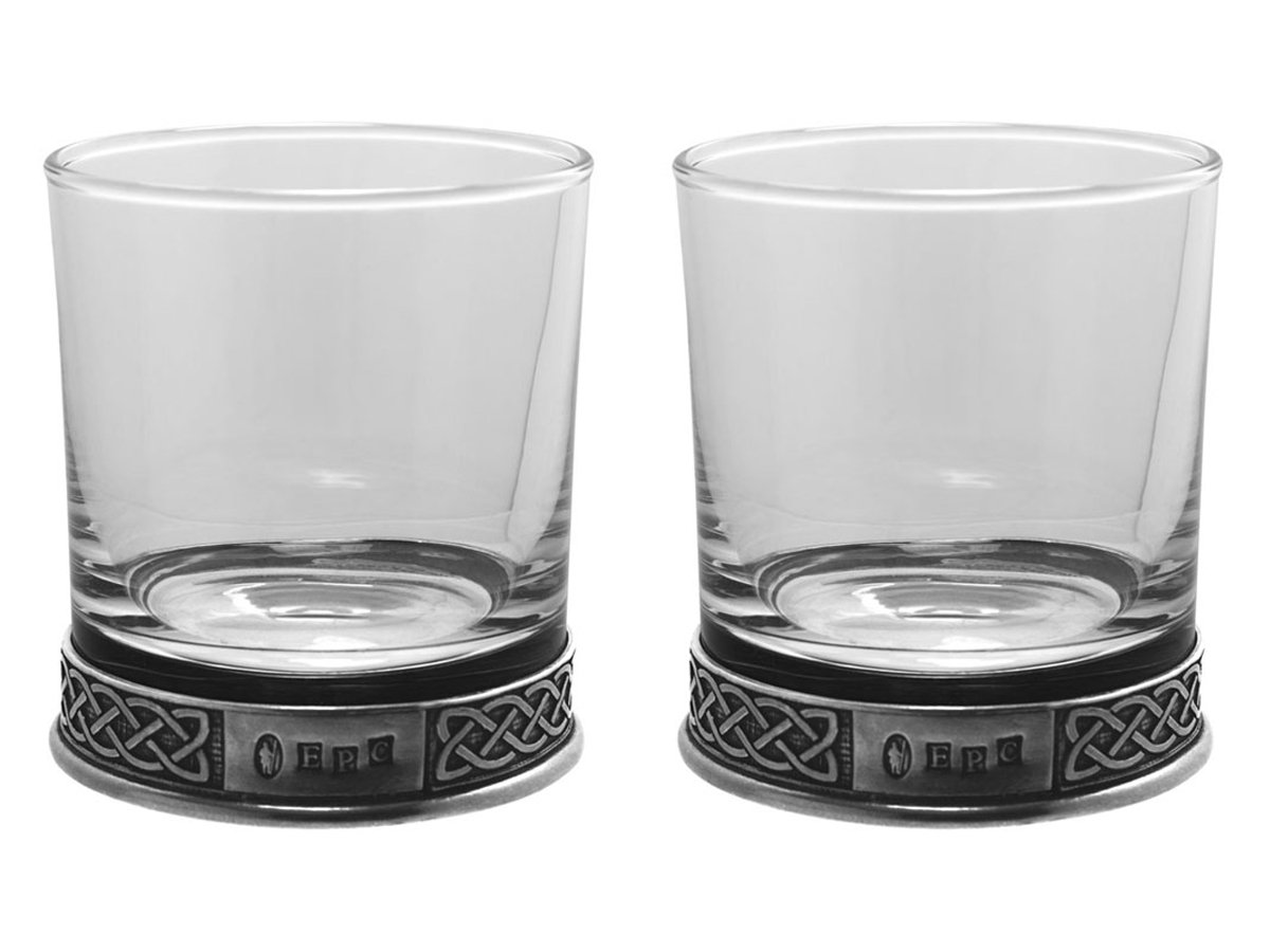 Whiskyglas Tenn Celtic 2-pack – utan gravyr