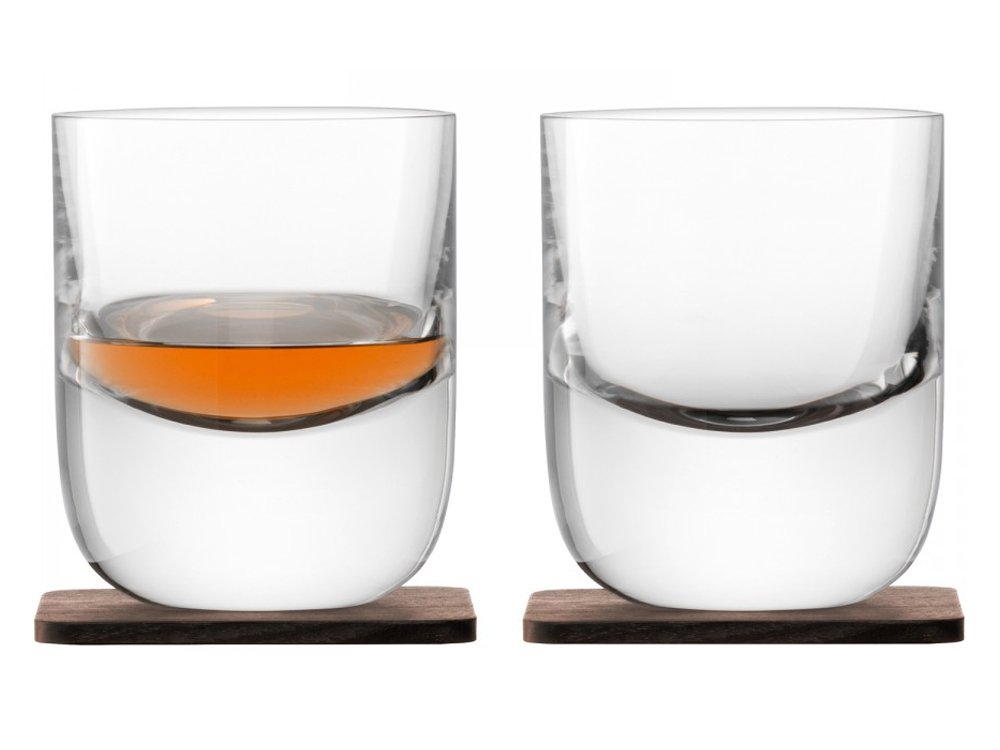 Whiskyglas LSA Renfrew Tumbler 2 st – utan gravyr