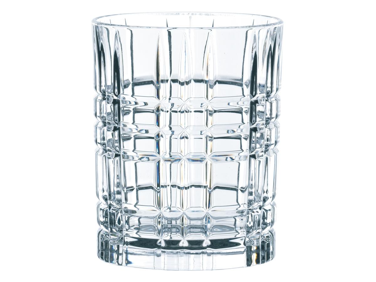 Whiskyglas Nachtmann Square 4-pack – utan gravyr