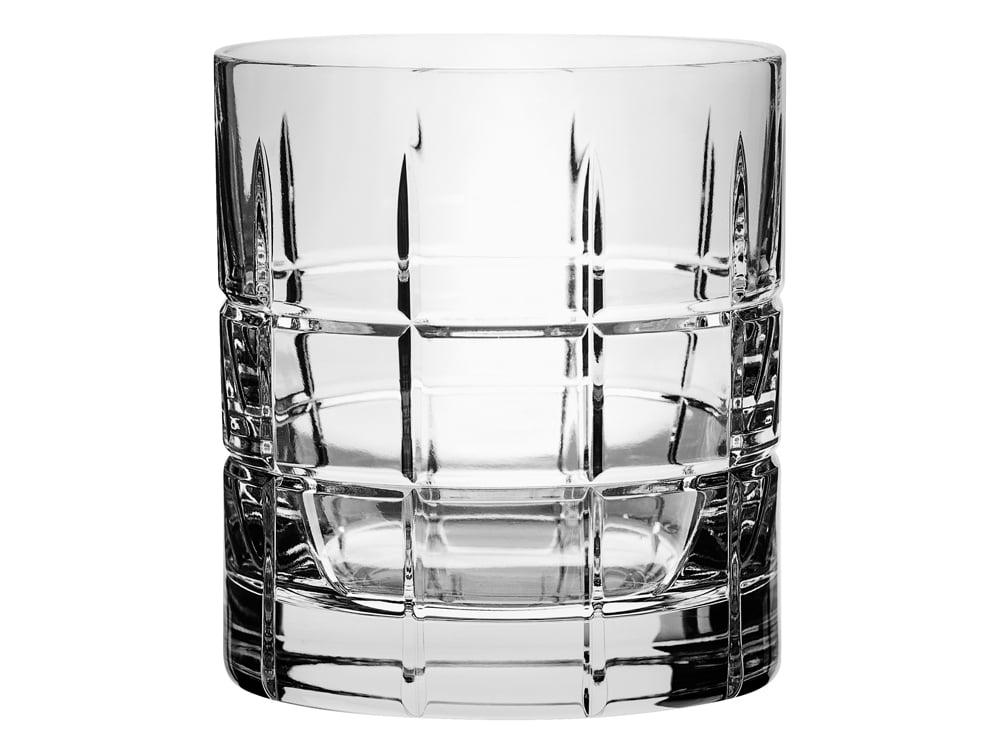 Whiskyglas Orrefors Street OF 4-pack – utan gravyr