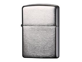 Zippo Armor Brushed Chrome – utan gravyr